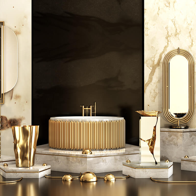 The Luxury Bathroom Capsule