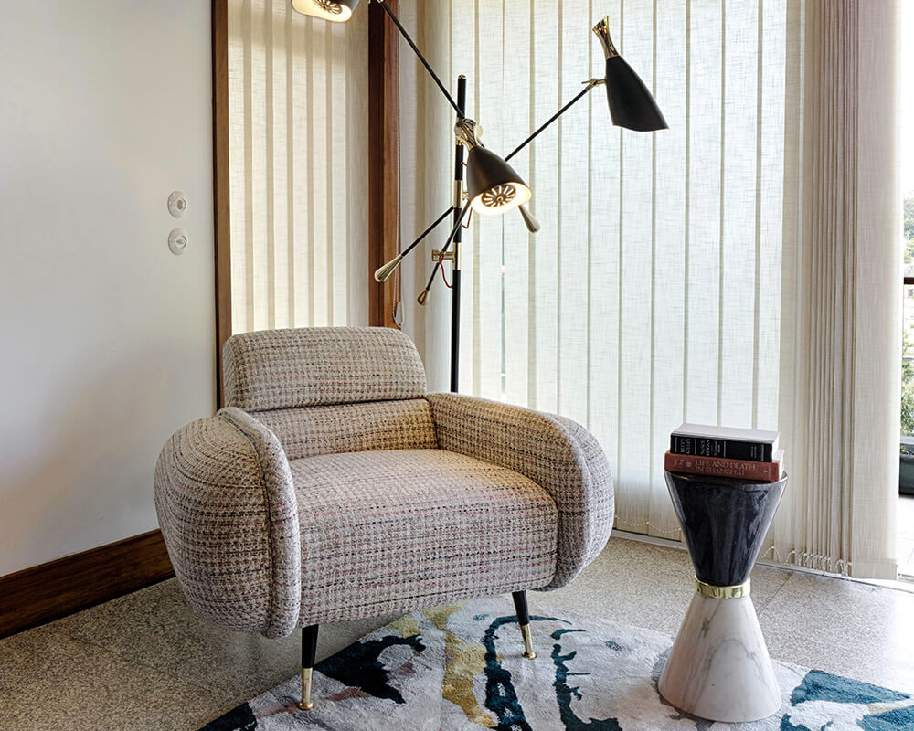 The Mid-century Modern Capsule Collection By Delightfull & Essential Home