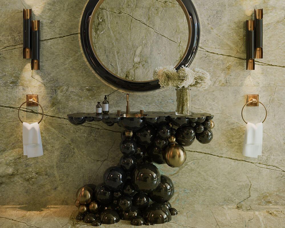 The Luxury Bathroom Capsule by Maison Valentina