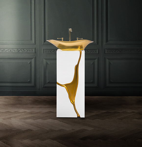 The Luxury Bathroom Capsule Collection by Maison Valentina