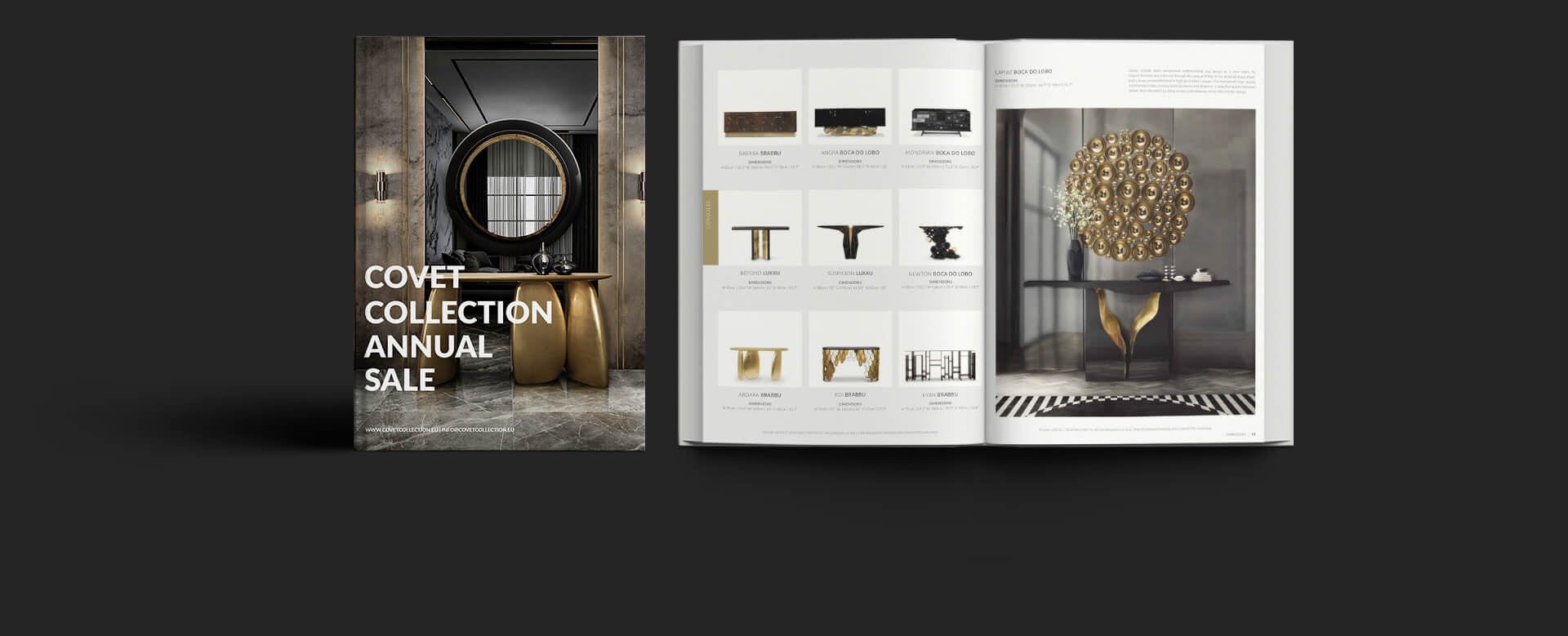 Covet Collection Annual Sale