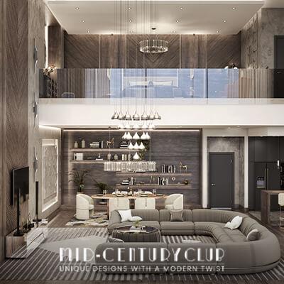 Mid-century Club